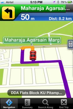 TeleNav Navigation