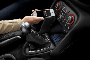 wireless in-vehicle charging solution
