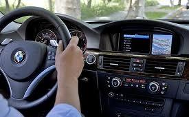 BMW Infotainment System
