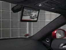 digital rear-view mirror
