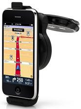 TomTom navigation for iPhone