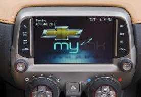 Chevrolet Spark MyLink