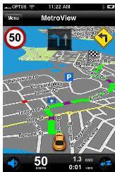 MetroView app