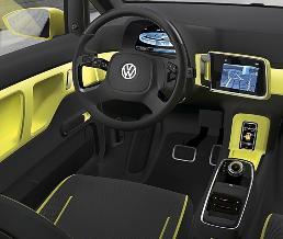 Volkswagen infotainment