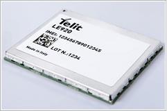 LE920 LTE module