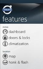 Windows Phone telematics app