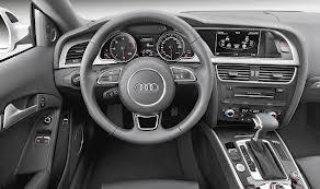 Audi infotainment system