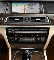 Harman infotainment in BMW