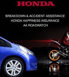 Honda Assistance App