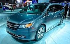 Honda Odyssey at NYIAS