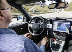 Bosch tests automated driving