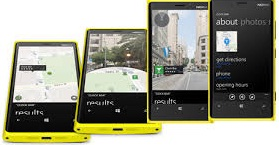 Nokia HERE Maps with LiveSight