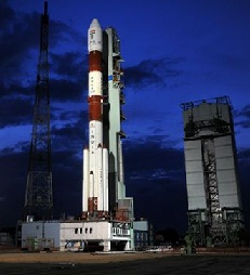 India launches IRNSS-1A