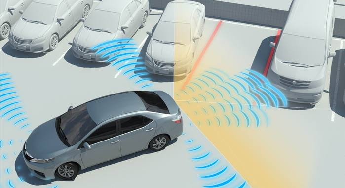 toyota enhanced sonar tech