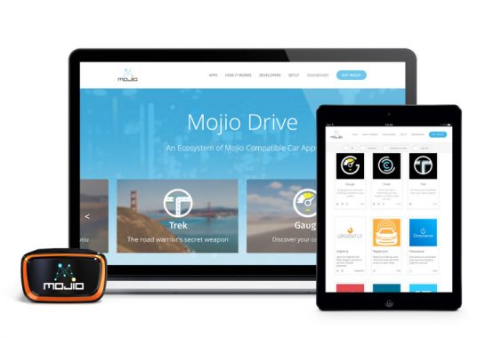 Mojio Connected Drive