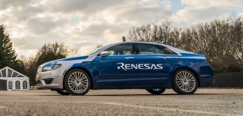 Renesas and HELLA Aglaia announce open and scalable front