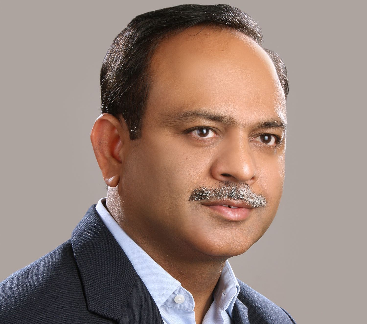 Vinod Sood, Managing Director Hughes Systique Corporation (HSC)