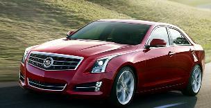 Cadillac ATS sport sedan
