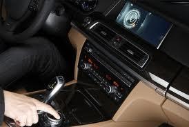 BMW iDrive Touch