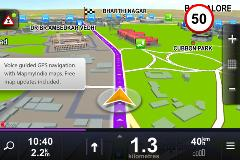 MapmyIndia GPS navigation
