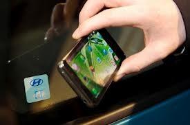 Hyundai in-car connectivity