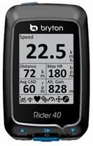 Bryton bike computer