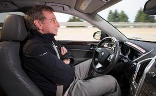 Cadillac Super Cruise self-driving car