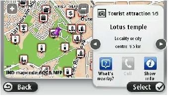 TomTom maps