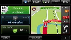 R-Link multimedia tablet