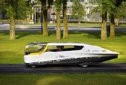 Stella solar-powered family car