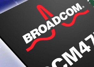 Broadcom BCM47531GNSS Chip
