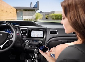 Honda Next Generation Connected Technology