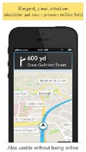 skobbler GPS Navigation