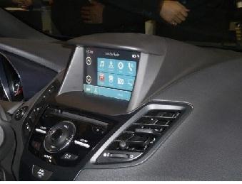 Livio Smart Car Radio