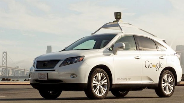 Google's Driver Less Cars