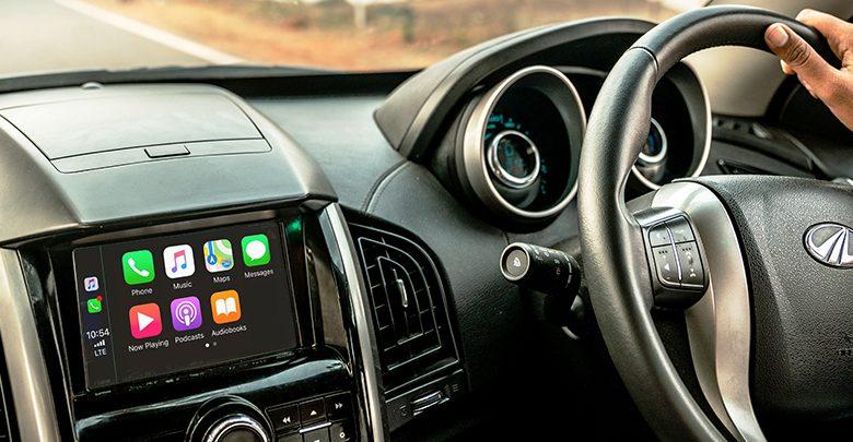 Apple Carplay In Mahindra Xuv500 Telematics Wire