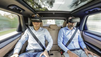 Porsche, Holoride and Discovery Present New VR Experience