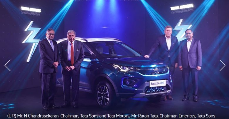 Photo of Tata Motors launches Electric SUV – the Nexon EV
