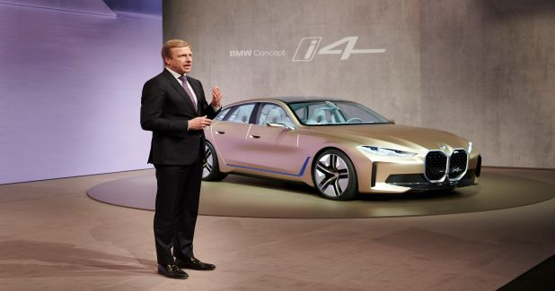Photo of Innovation leadership: BMW Group plans over 30 billion euros on future-oriented technologies up to 2025