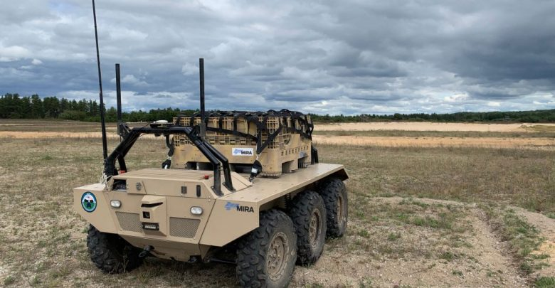 Photo of HORIBA MIRA Wins £2.3m Government Contract to Supply Autonomous UGVs for Landmark Trials