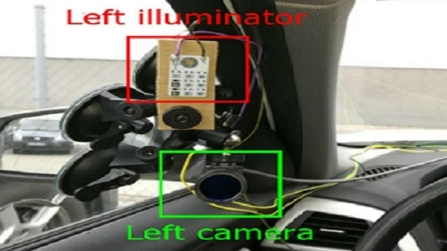 Deep learning helps detect distracted driving behavior