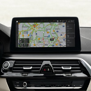 BMW introduces new Maps and infotainment concept