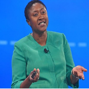 Former Intel Chief Strategy Officer Aicha Evans is now CEO of Zoox.