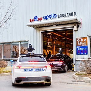 China's Baidu finishes building 'world's largest' test ground for autonomous vehicle, smart driving systems