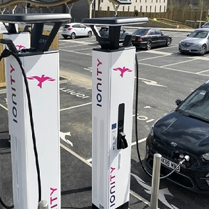 UK gov't wants 2,500 high power chargers by 2030