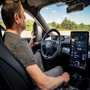 Ford Co-Pilot360™ technology adds Hands-Free driving, over-the-air updates and more to help Ford customers feel more relaxed and confident