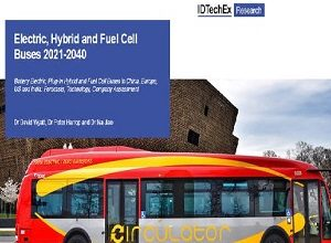 Photo of Electric, Hybrid, and Fuel Cell Buses 2021-2040