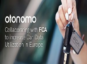 Photo of Otonomo to use FCA connected vehicle data
