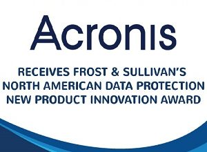 Photo of Acronis lauded by Frost & Sullivan for its breakthrough integrated data protection solution, Acronis Cyber Protect