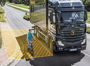 Photo of Safety as a retrofit solution – Continental launches turn assist system for commercial vehicles onto the market